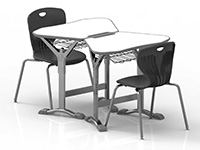 collaborative learning desk