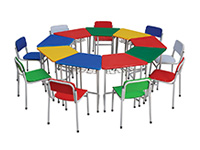 colorful Preschool Furniture