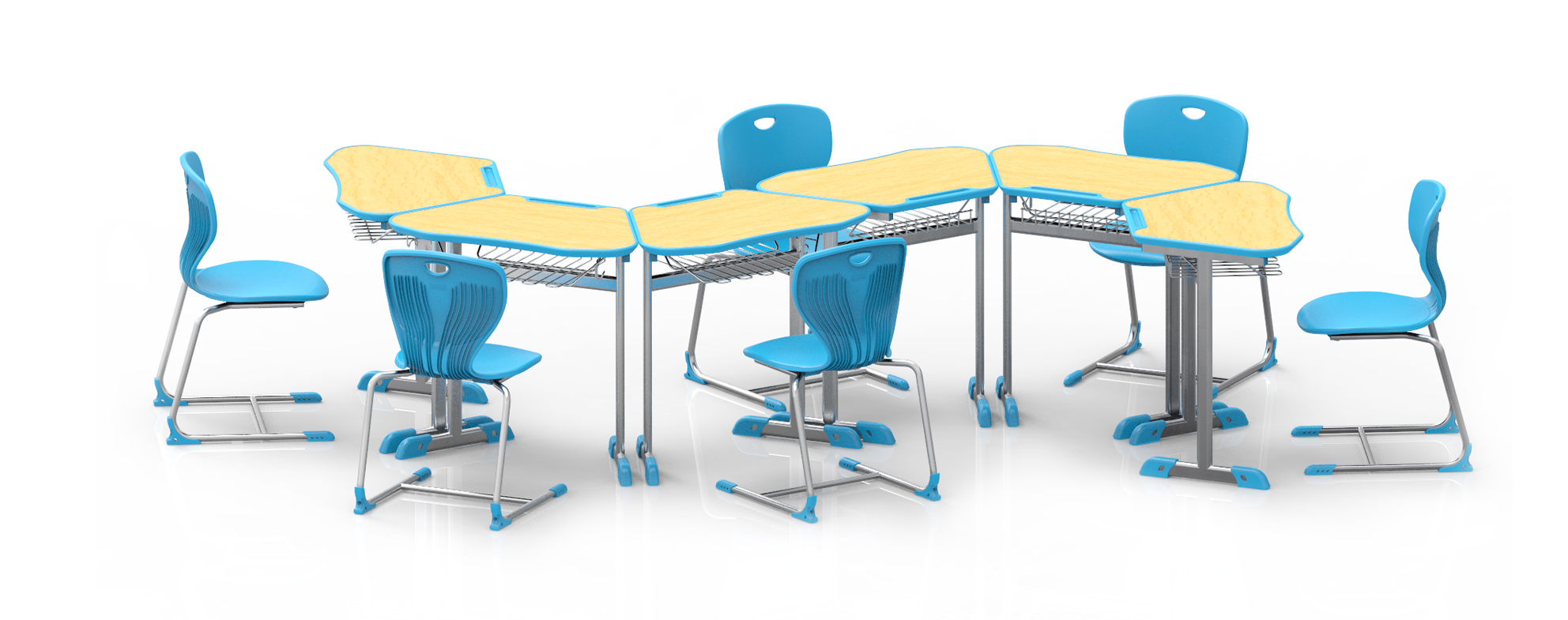 collaborative school furniture