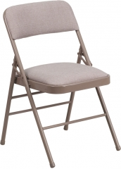 School Auditorium furniture upholstered folding chair