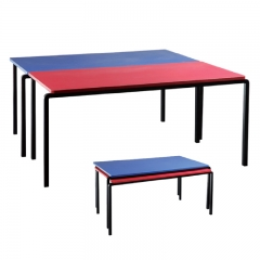 wooden childs desk