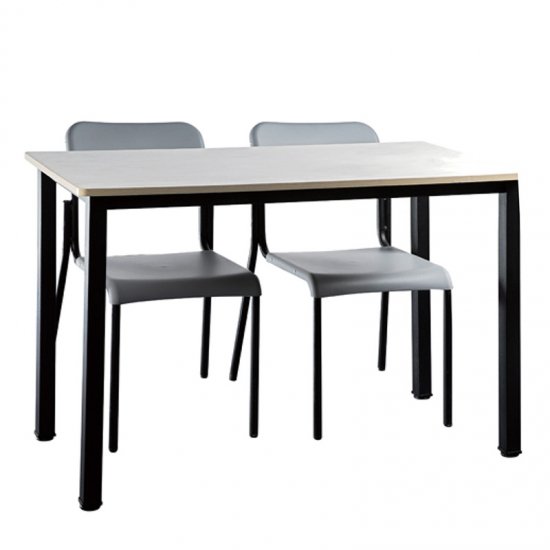 Plywood strong university classroom desk and chair