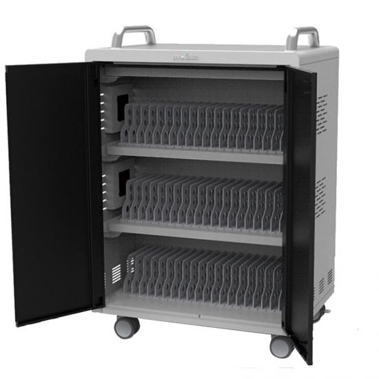 IPad flat charge cabinet and notebook centralized management charge box