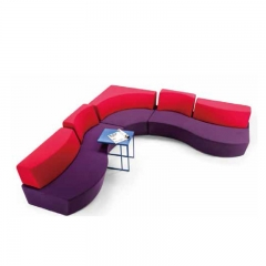 Hot New Design Kids Comfortable Kindergarten Furniture Sofa