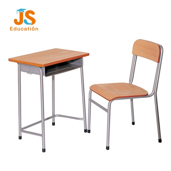Cheap plywood school desk for sale