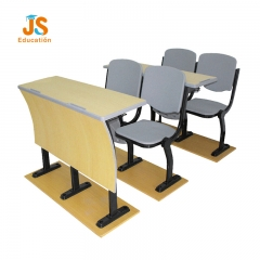 Modern school Ladder classroom desk and chair