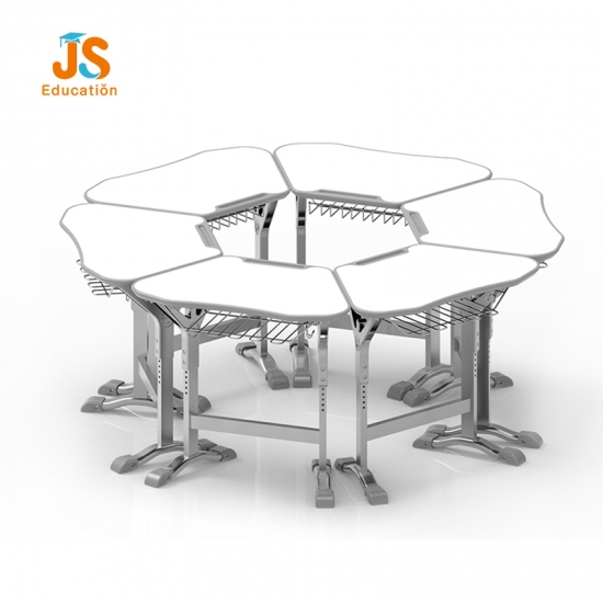 Flexus Ui Series Activity Collaborative School Tables to Enhance Your Learning Environment