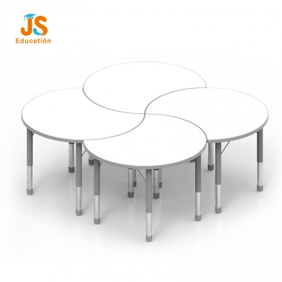 Collaborative Series Interchange Rectangle Multimedia Table