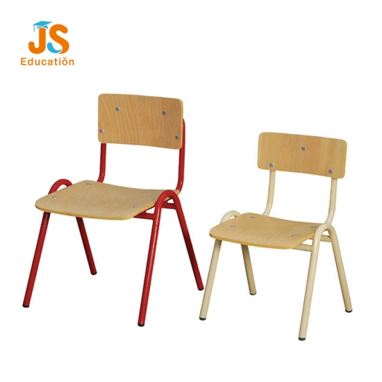 High quality wooden kids chair for kindergarten