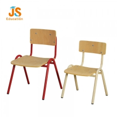 wooden kids chair