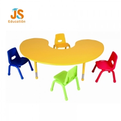 kindergarten desk and chair