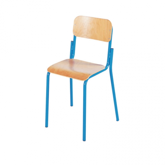 Plywood school furniture chair for minddle classroom