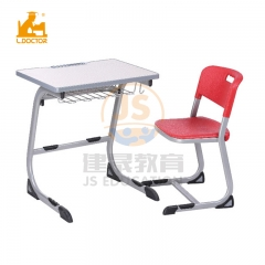 Knockdown classroom desk chair school furniture supplier