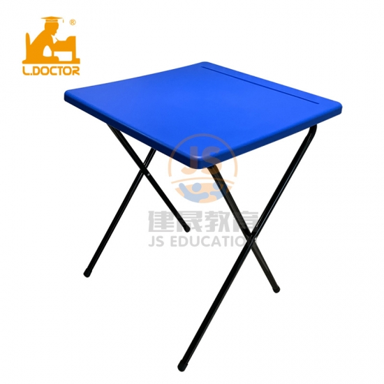 Folding ABS TOP examination exam desk for school