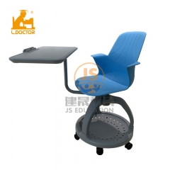 chair with tablet