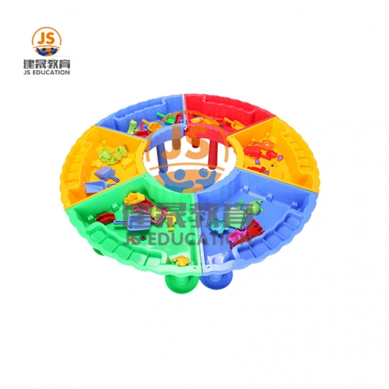 Nursery furniture Toy sand and water play table
