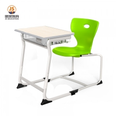 L.DOCTOR School New With Cup Trough Adjustable Desk Chair student desk chair set
