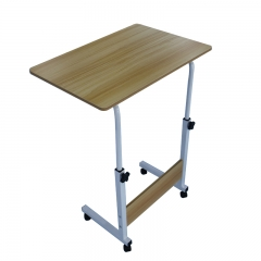 Foldable Computer Table  Adjustable Portable Laptop Desk Rotate can be Lifted Standing Desk for bed