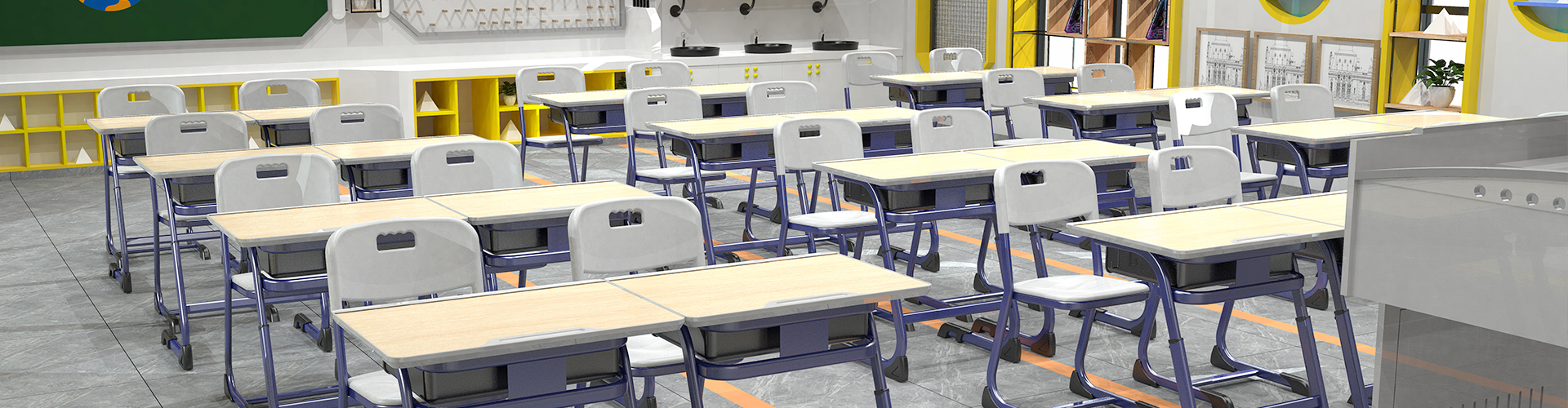 Professional Classroom Furniture Suppliers